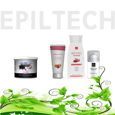 offerta resina epiltech per epilazione viso