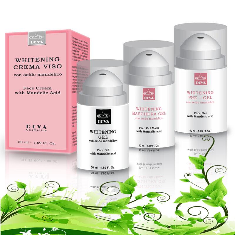 offerta prodotti viso con acido mandelico