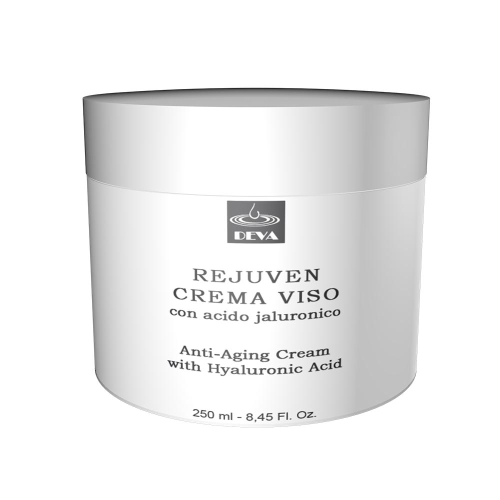 crema viso con acido ialuronico