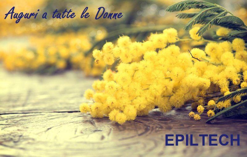 Festeggia la festa della donna donandole prodotti naturali Epiltech